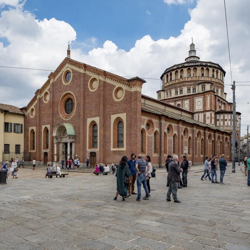 Dagje naar Milaan, Venetië of Verona 1