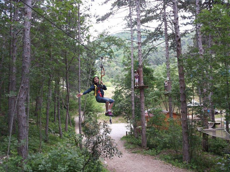 Avonturenpark Busatte Adventure 1