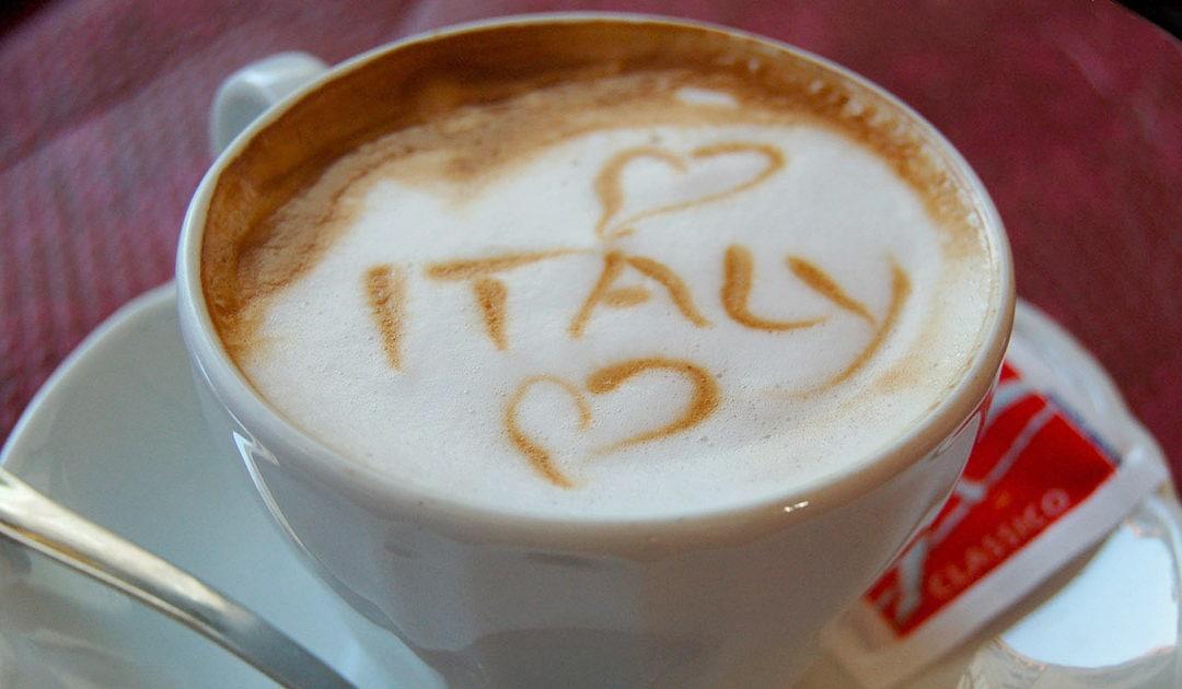 Cappuccino, espresso of macchiato?