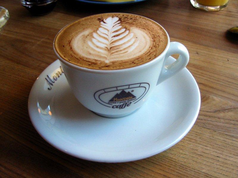 Cappuccino, espresso of macchiato? 2