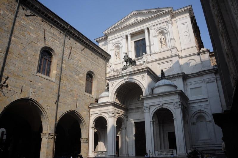 Bergamo: shoppen en historie 1