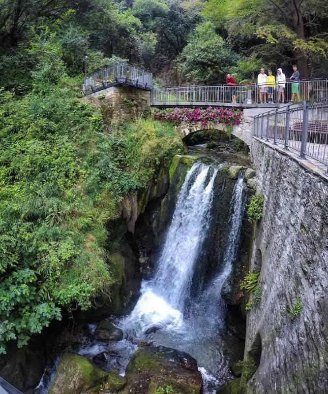 Parco Grotta Cascata Varone 2