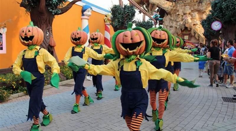Halloween bij het Gardameer 1