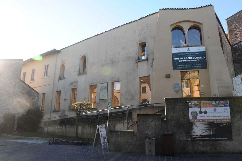Museo Archeologico G. Rambotti 1