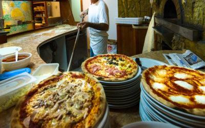 Lekker uit eten – Waar stil je bij het Gardameer je honger?