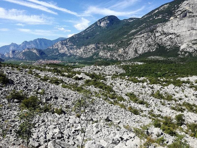 Biotopen: Marocche en Monte Brione 1