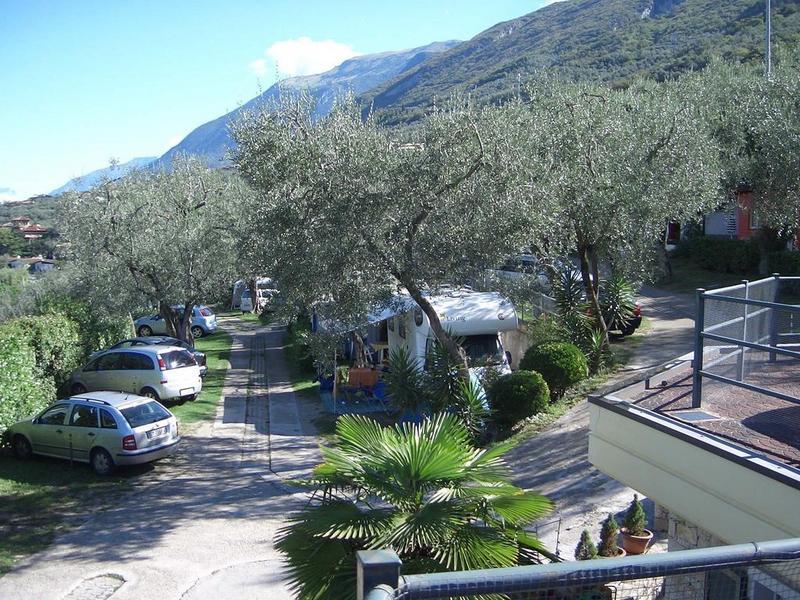 Campings bij Brenzone aan het Gardameer 2