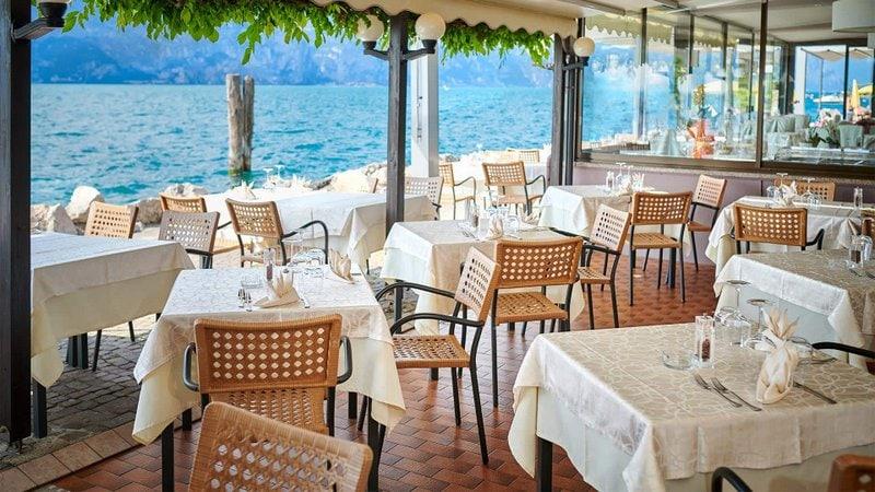 Restaurants in Brenzone 2