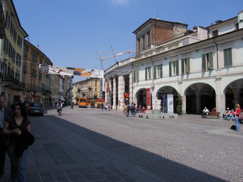 Brescia: moderne stad met een oud centrum 1