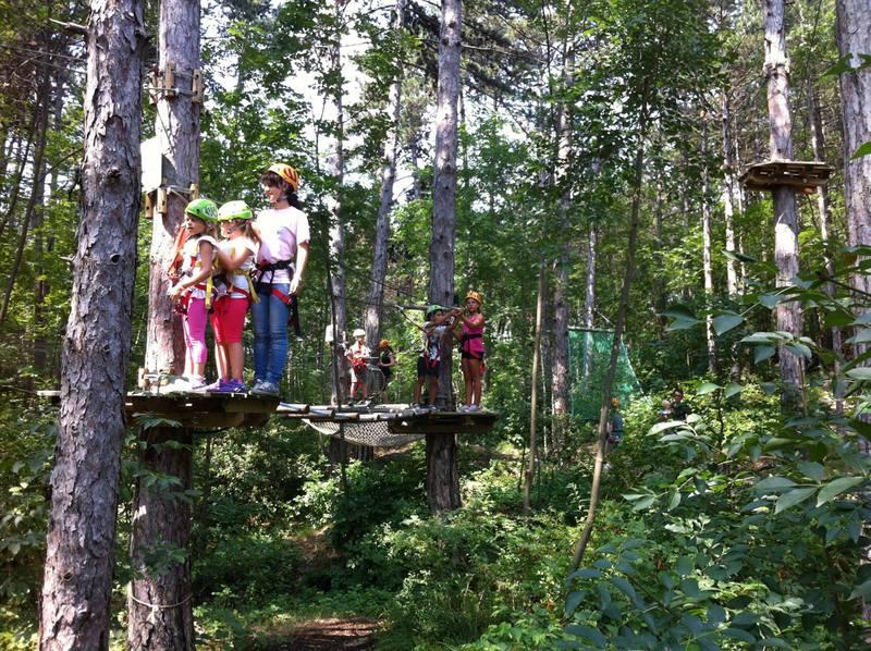 Avonturenpark Busatte Adventure 2