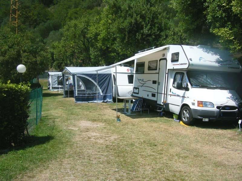 Camping Paradiso bij Gargnano aan het Gardameer 1