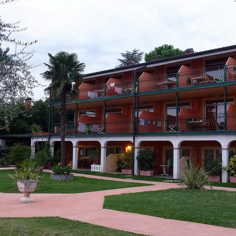 Vakantiepark Villagio Vo' bij Desenzano 1