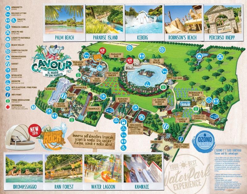 Waterpark Parco Acquatico Cavour 3