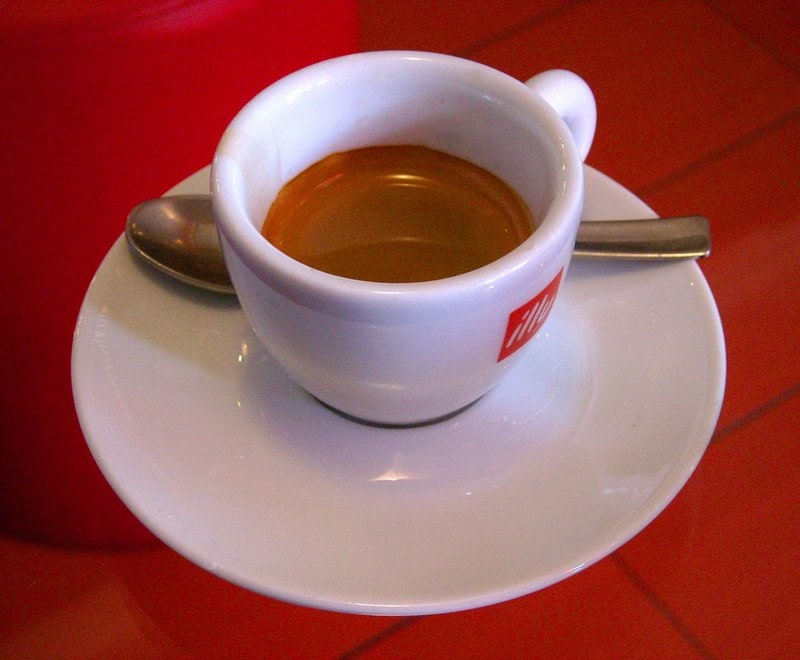 Cappuccino, espresso of macchiato? 1