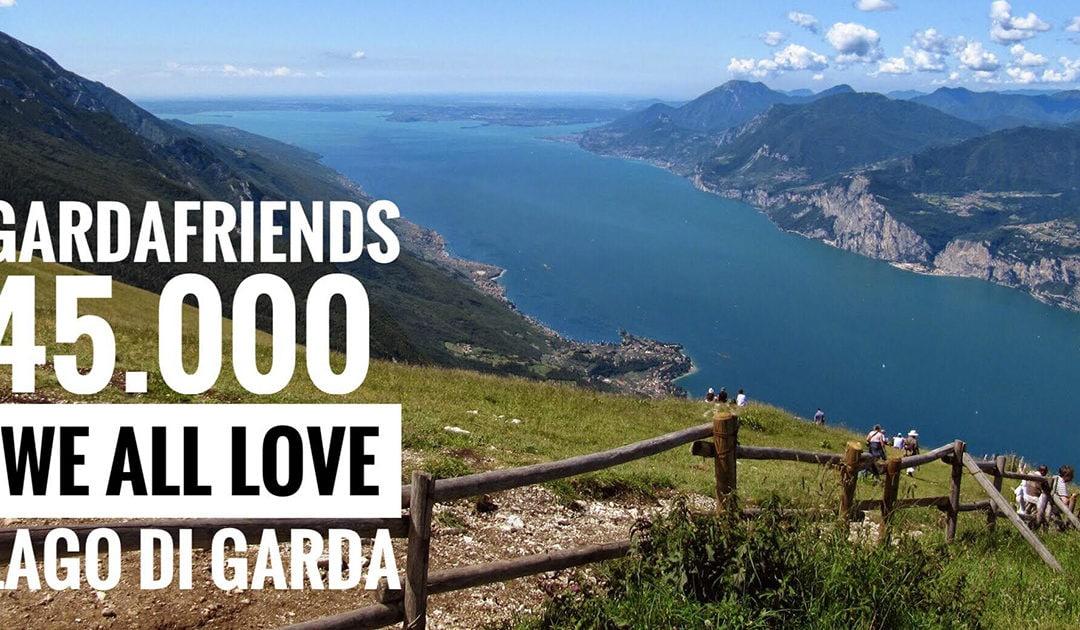 Word fan van het Gardameer!