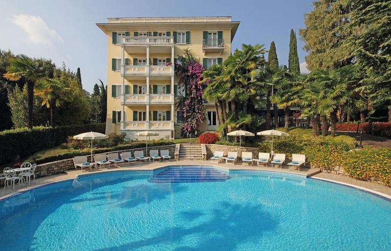 Hotels in Gardone Riviera 1
