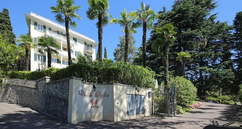Hotels in Gardone Riviera 2