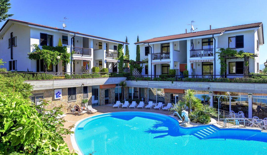 Vakantiepark Residence Riai bij Moniga del Garda