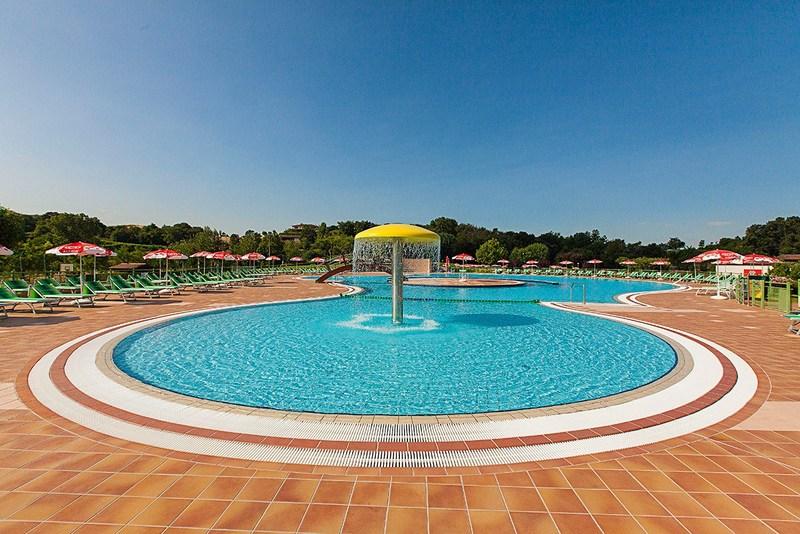 Waterpark Parco La Quiete 1
