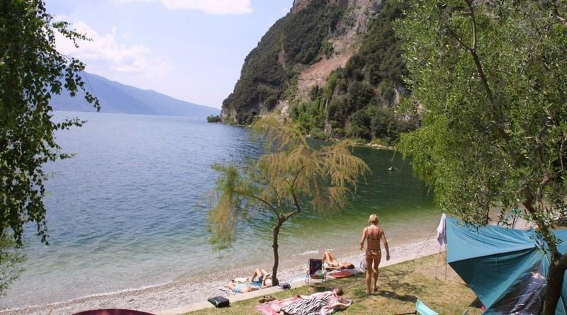 Campings bij Limone sul Garda 1