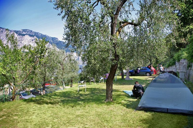 Campings bij Malcesine aan het Gardameer 2