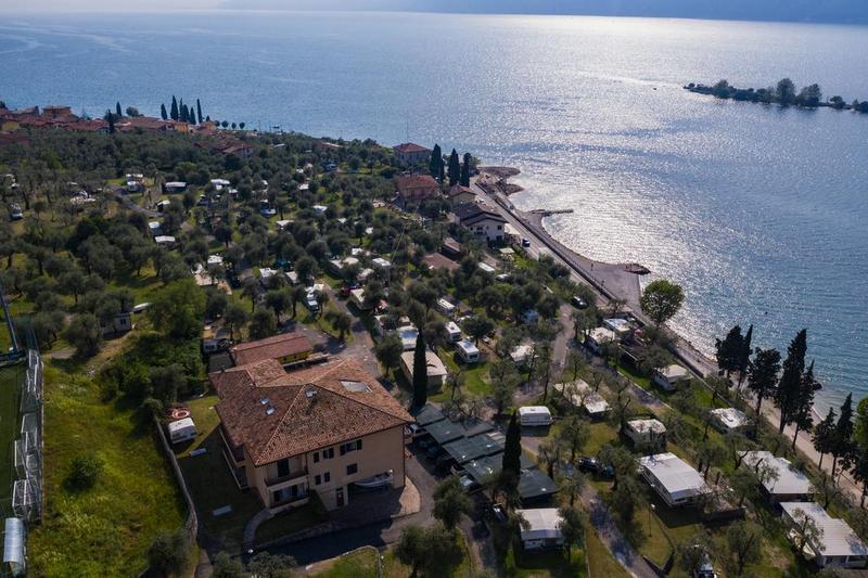 Campings bij Malcesine aan het Gardameer 1