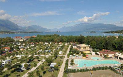 Campings bij Manerba del Garda