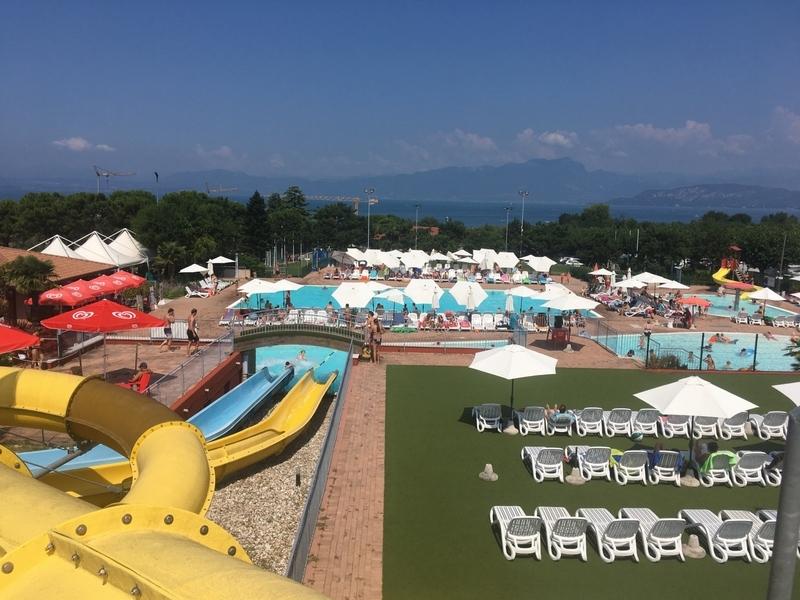 Campings bij Moniga del Garda 2