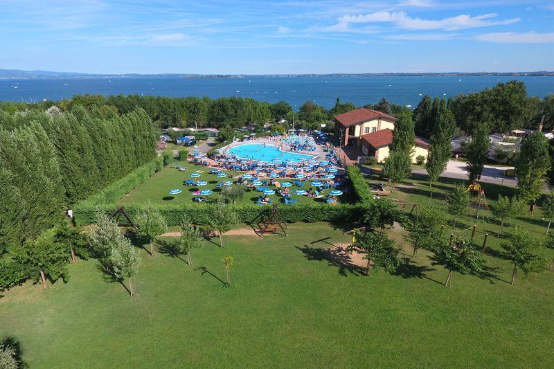 Campings bij Moniga del Garda 1