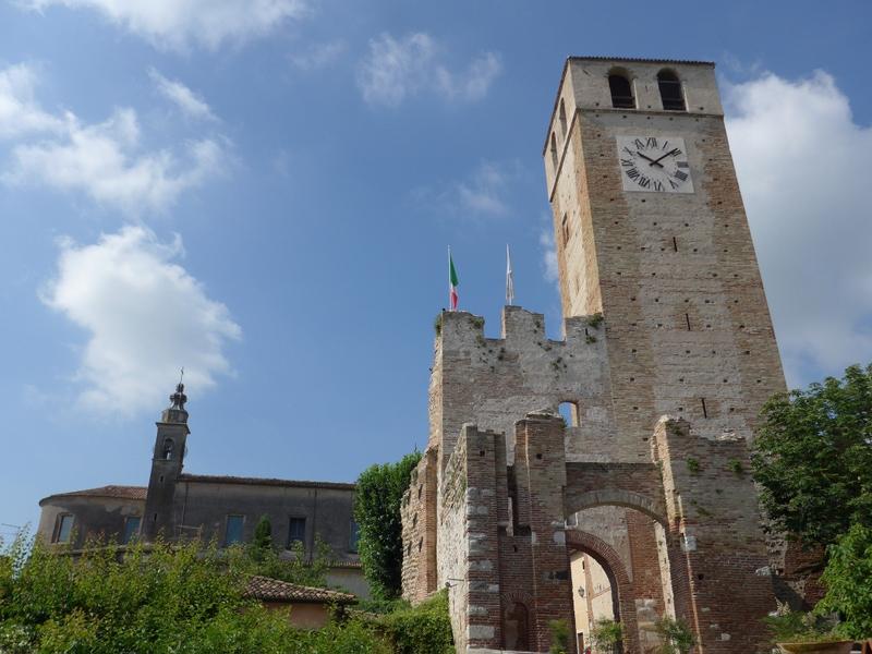 Monzambano en Castello Lagusello 2