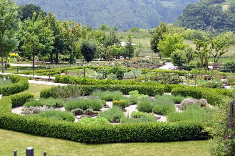 Orto Botanico di Novezzina: de bergflora van de Monte Baldo 1