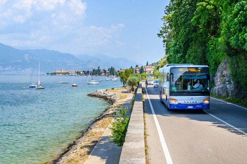 Met de bus op pad rond het Gardameer 2