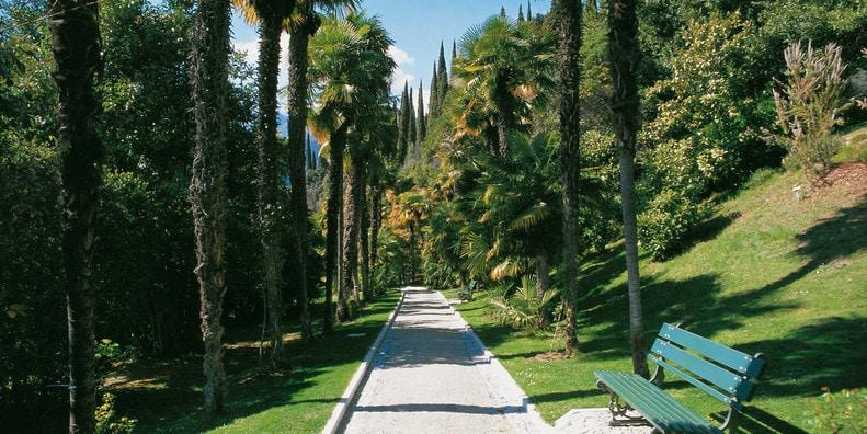 Parco Arciducale, een gratis te bezoeken Arboretum 1