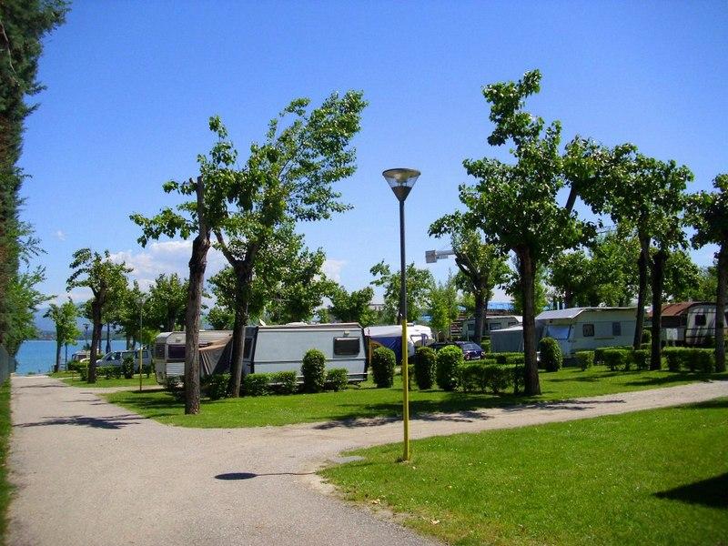 Campings bij Peschiera del Garda aan het Gardameer 5