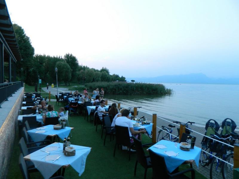 Restaurants in Peschiera del Garda 1