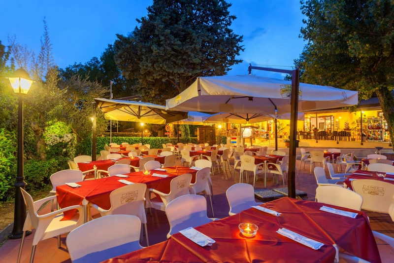 Restaurants in Moniga del Garda 1