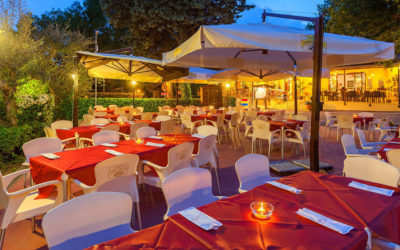 Restaurants in Moniga del Garda