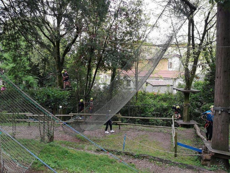 Avonturenpark Rimbalzello Adventure 2