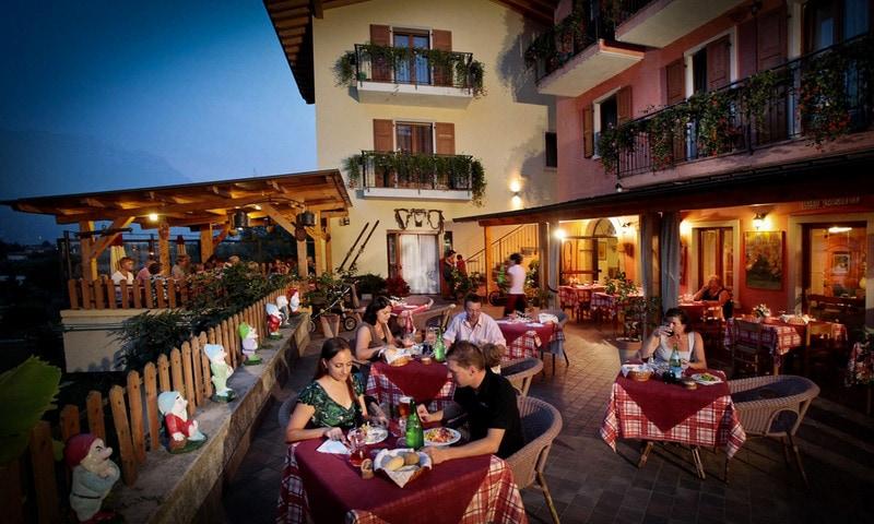 Restaurants in Riva del Garda 3