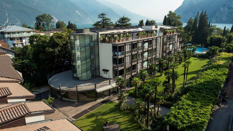 Hotels in Riva del Garda 1