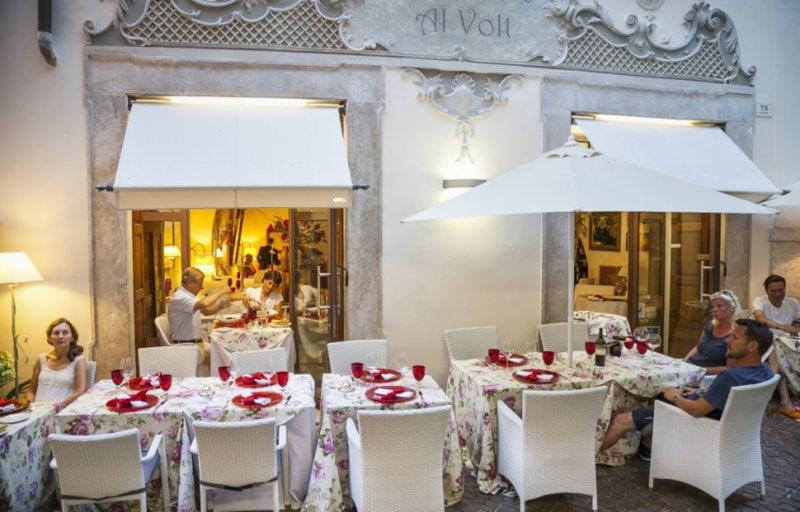 Restaurants in Riva del Garda 2