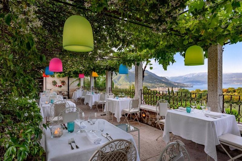 Restaurants in Salo aan het Gardameer 4