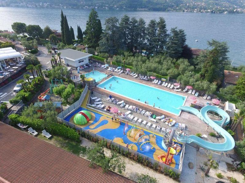 Campings bij San Felice del Benaco aan het Gardameer 4