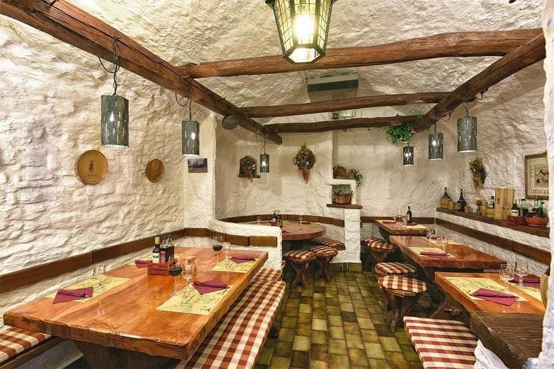 Restaurants in Tignale 1