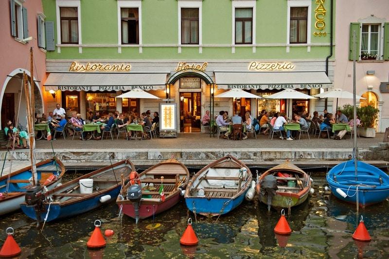 Restaurants in Torbole sul Garda 3
