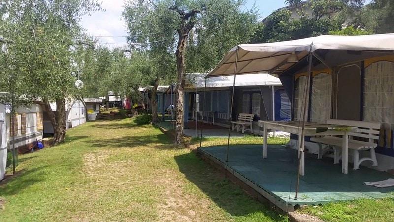 Campings bij Torri del Benaco aan het Gardameer 1