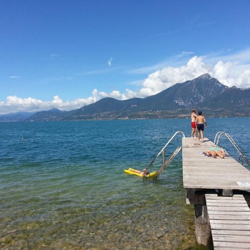 Campings bij Torri del Benaco aan het Gardameer 2
