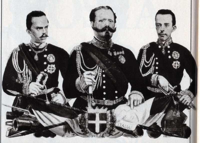 Koningen van Italië 1
