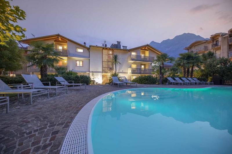 Vakantiepark Resort 4Limoni bij Riva del Garda 1