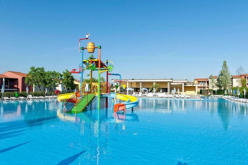 Vakantiepark Belvedere Village bij Castelnuovo del Garda 3